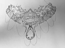 Baba Yaga necklace