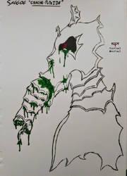Saggog (le Crache-Putride / the putrid spit)