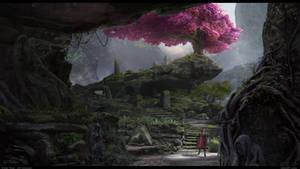 The Elder Tree by JaikArt