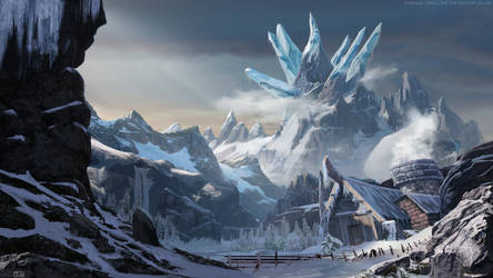 Legend of Zelda: Majoras Mask - Snowhead Temple