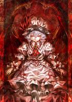 the Embodiment of Scarlet Devil by KOZOUSAN