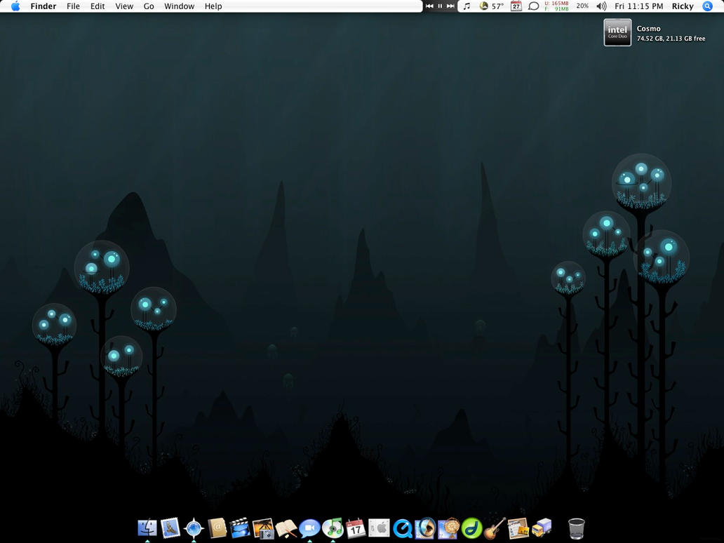 Current Desktop 2-3-06 by videopimp