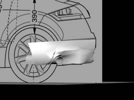 Audi TT 3DS Max Beginner by rko-freaK