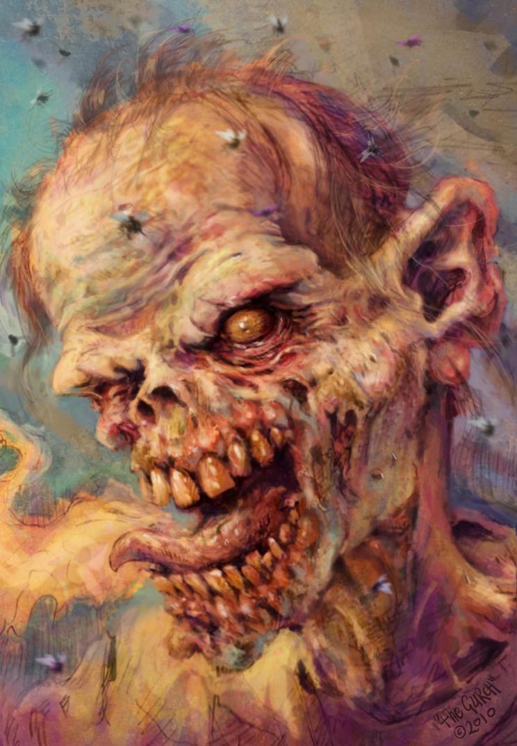 zombie zombie zombie by TheGurch