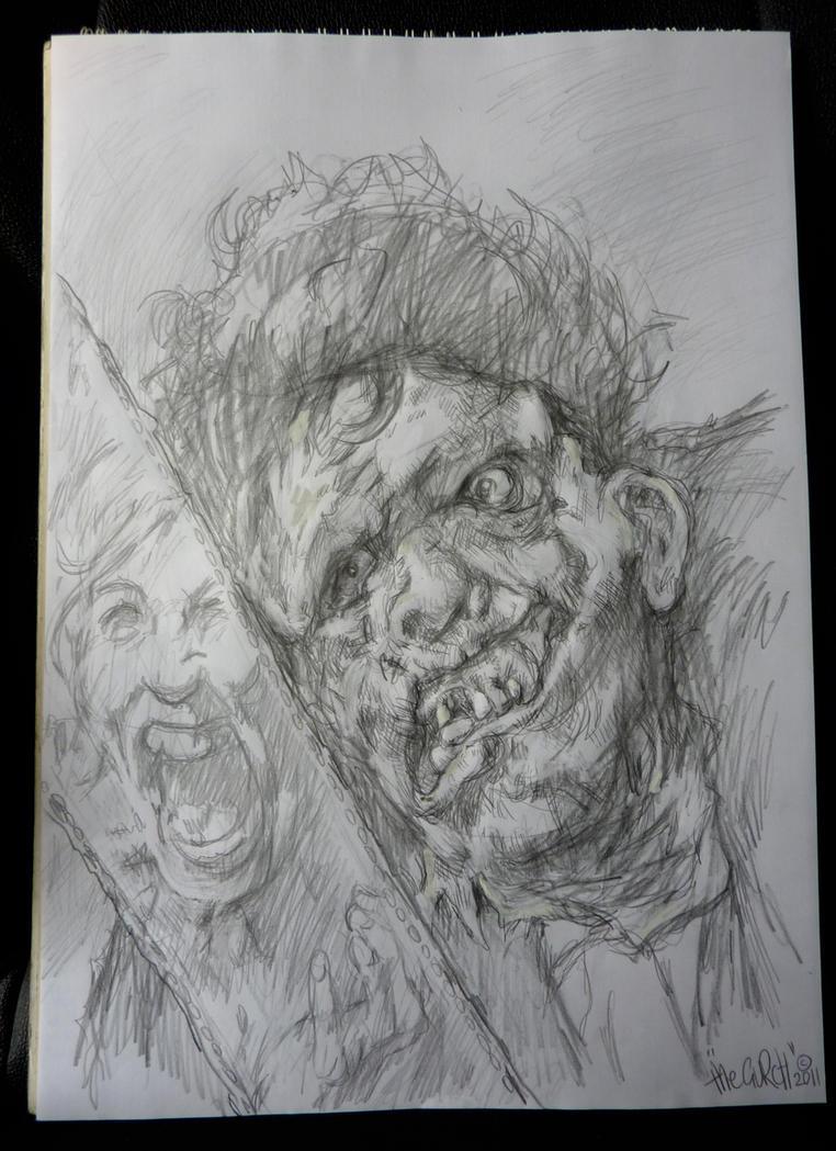 Leatherface Texas chainsaw massacre by TheGurch on DeviantArt