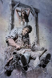 Texas Chainsaw Massacre by TheGurch