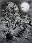 Graveyard - Ghoul - Ghost