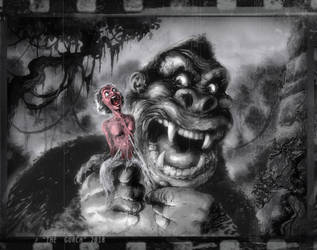 King Kong Wrong by TheGurch