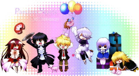 Pandora Hearts Anniversary