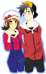 Kotone and Hibiki
