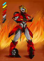 TFP Mas Prime Commission by CuriousCucumber by iPandaDrawer