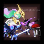 Fall of the Crystal Empire  OST Album Cover