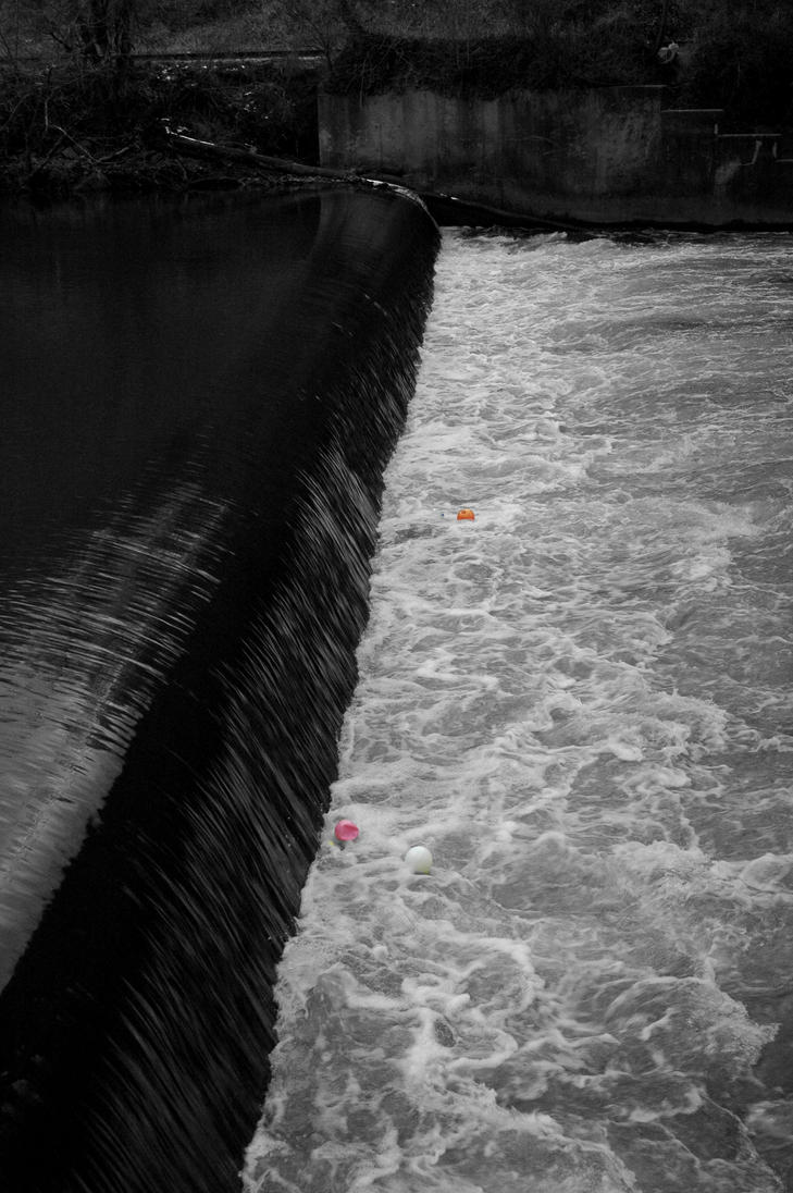 The Spillway in TOC by AlgeriArts