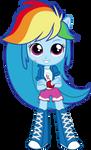 Rainbow Dash Mini