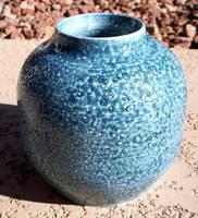 Peacock Pot