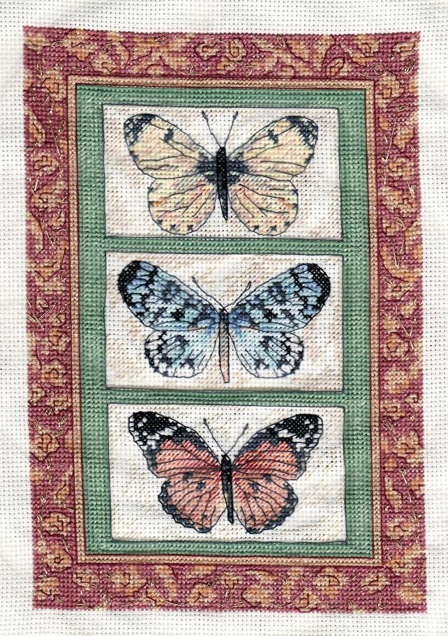 Butterfly Triplex