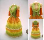 Custom - Eumelia Eriades Bead Dress