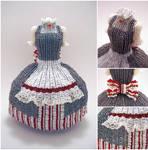 Custom - Queen Alicia Finnston II Bead Dress