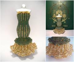 Legend of Zelda Mermaid Bead Dress