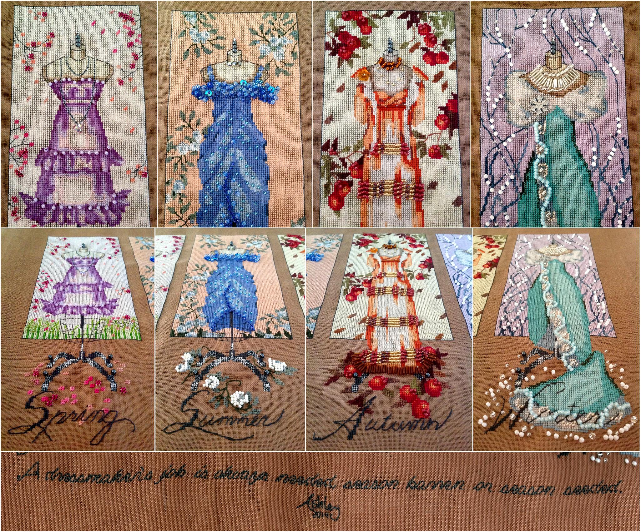 Mirabilia's Dressmaker's Daughter