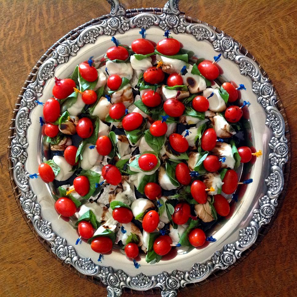 Delicious Mozzarella by pinkythepink
