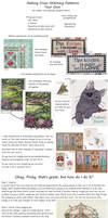 How to Customize an Xstitch Pattern by pinkythepink