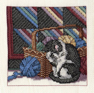 Cats, Baskets, and Quilts [Part 2]