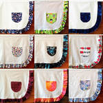 Aprons of Many Colors