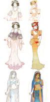 WIP3-Nouveau Princess Patterns (Hannah-Alexander)5