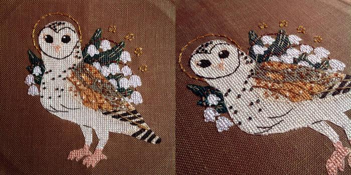 Barn Owl Familiar (Callupish)