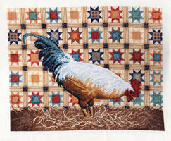 Henry the Rooster by pinkythepink