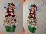 Tastes like Christmas - Cupcake Fairy by pinkythepink