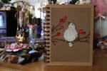Bird Notebook by pinkythepink