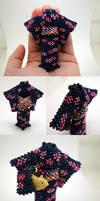 Floral Kimono Bead Dress - Wedding Gift by pinkythepink