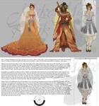 WIP-Nouveau Princess Patterns (Hannah-Alexander)7