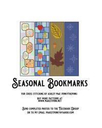 Seasonal Bookmarks Stitch-A-Long
