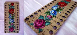 Floral Thread Sorter