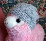 Crochet Beanie by pinkythepink