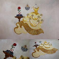 Belle [Brooke's Books Princess Dress Up] by pinkythepink