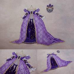 Rapunzel [Brooke's Books Princess Dress Up] by pinkythepink