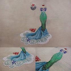 Ariel [Brooke's Books Princess Dress Up]