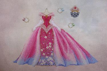 Aurora [Brooke's Books Princess Dress Up]