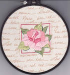 Rose Embroidery by pinkythepink