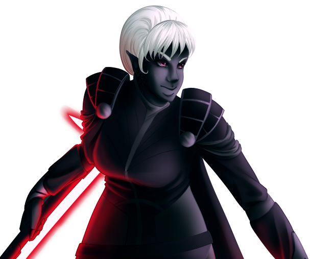 Sith-lord-koshmaro Preview by RurinnFane