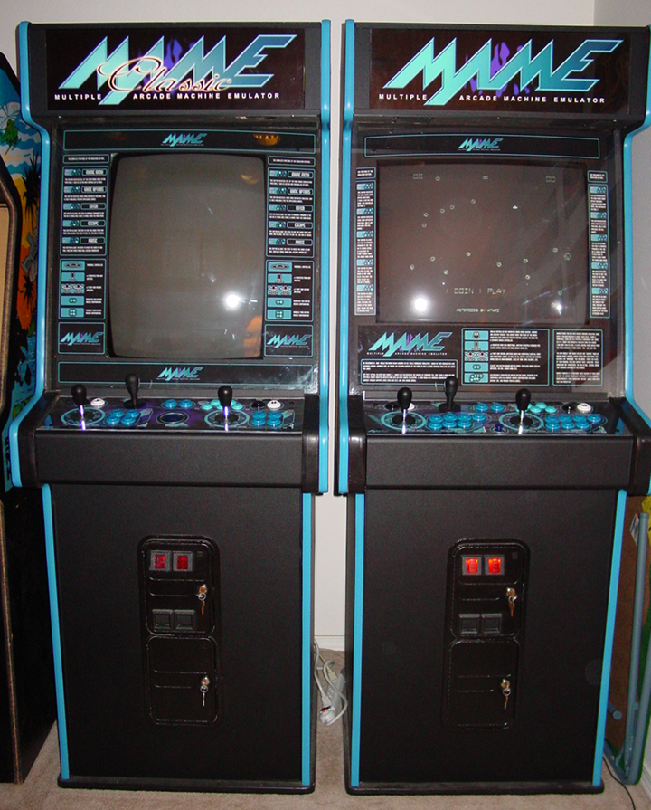 mame arcade cabinet mame arcade cabinets by dmatanski on deviantart 23020