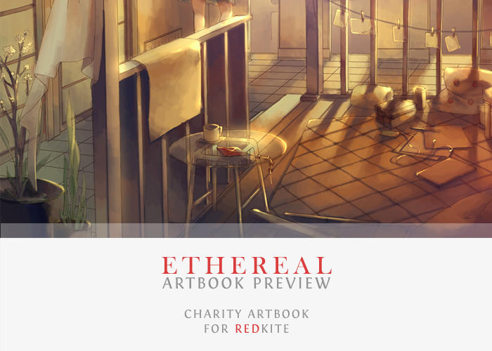 Ethereal Artbook: Preview by Aemika