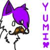 Yumi Sexy Mustache Icon by geckofan1