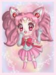 .::Chibi Sailor Senshi series::. Sailor Chibimoon