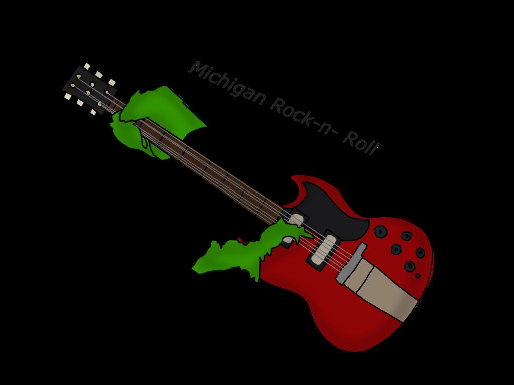 Michigan Rock-n-roll by ZachMFKAttack