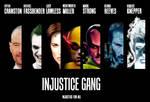Injustice Gang Movie Poster - Teaser